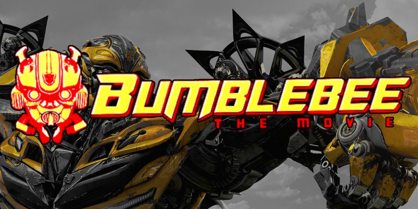 Bumbel Bee Movie: Transformers Bumblebee Spinoff Unveils New Logo