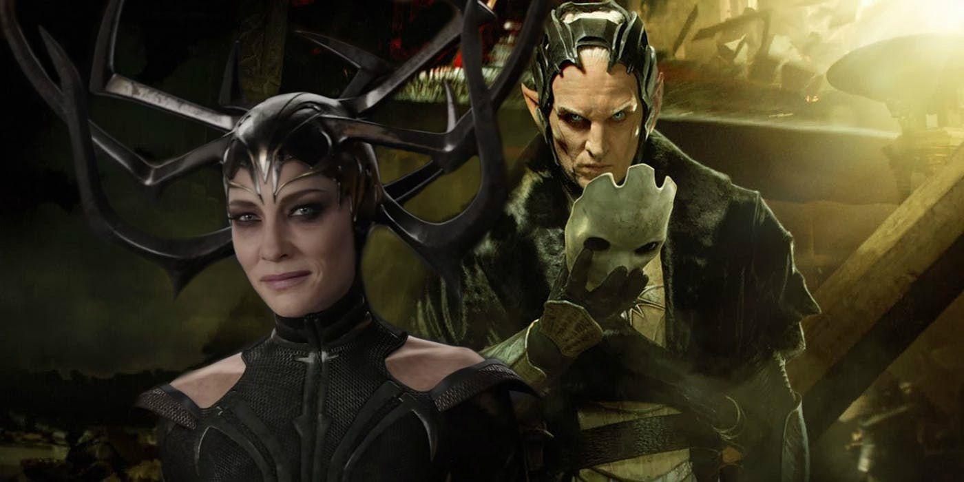 hela was originally the dark world's villain | screenrant