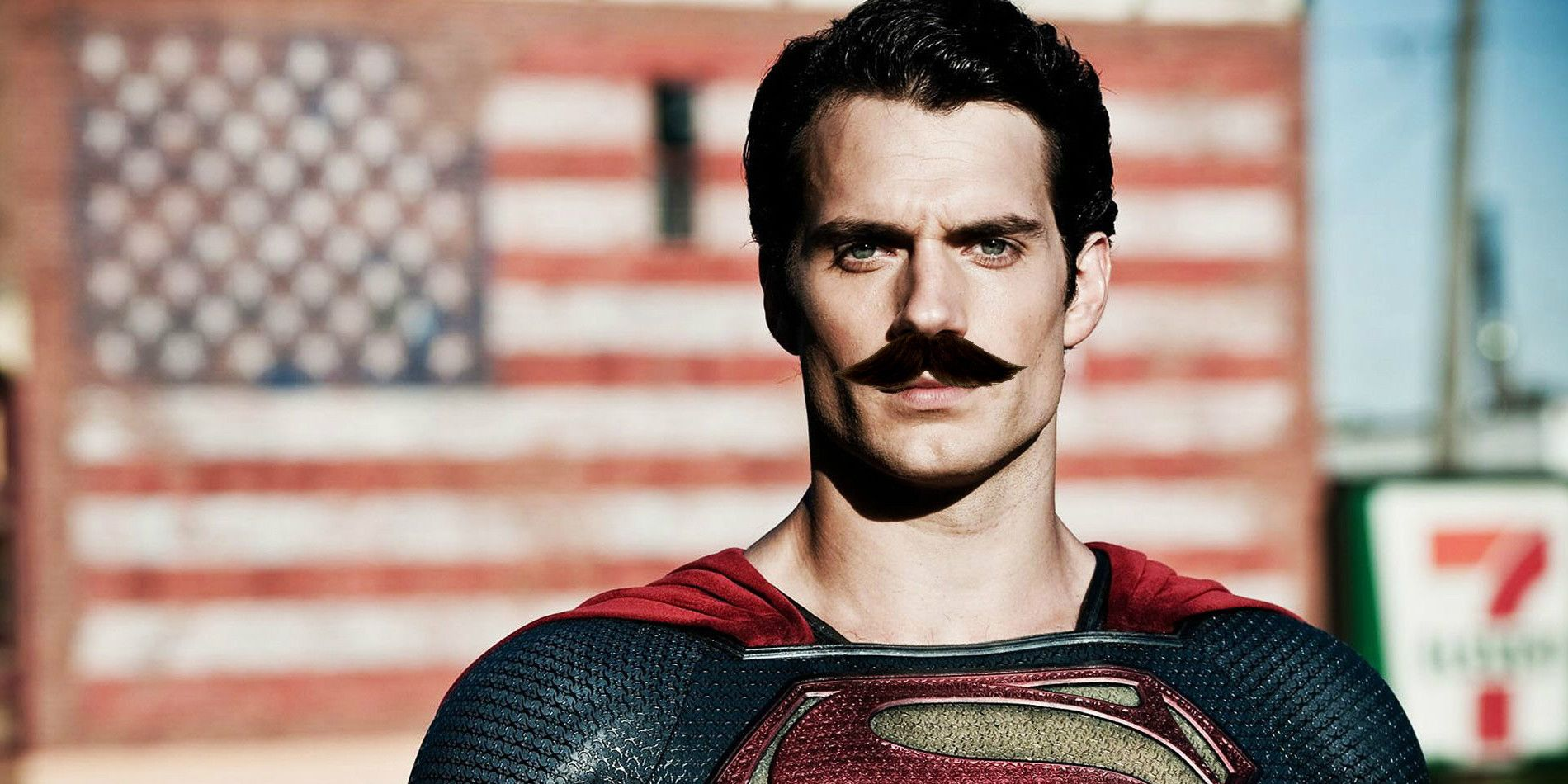 Justice League: New BTS Photo Gives Best Look At Cavill's Mustache