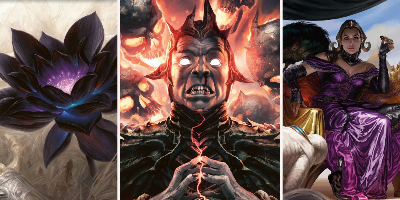 Most Valuable Magic: The Gathering Cards | ScreenRant