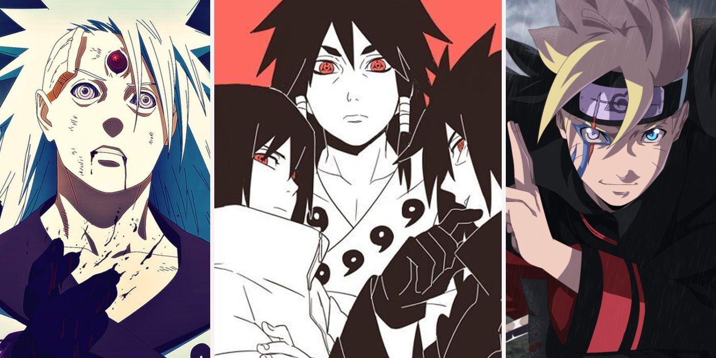 Naruto: Secrets About The Uchiha Clan | ScreenRant