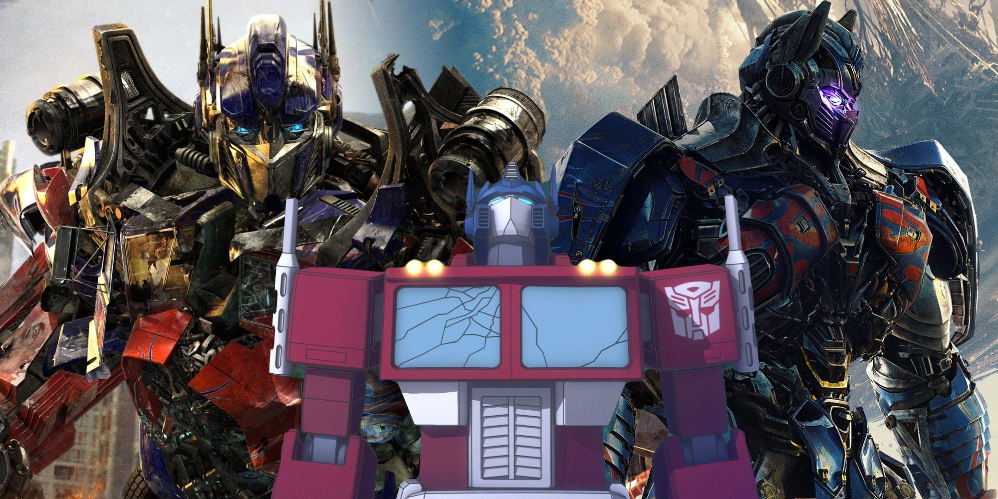 peter cullen on his career as optimus prime | screenrant