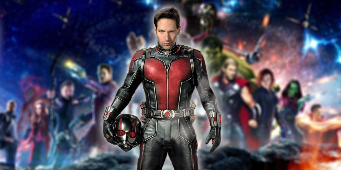 The MCU Film Most Connected To Avengers 3 Is Ant-Man 2
