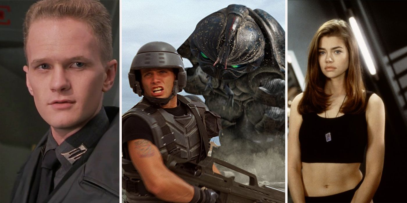 Things You Didn U0026 39 T Know About Starship Troopers