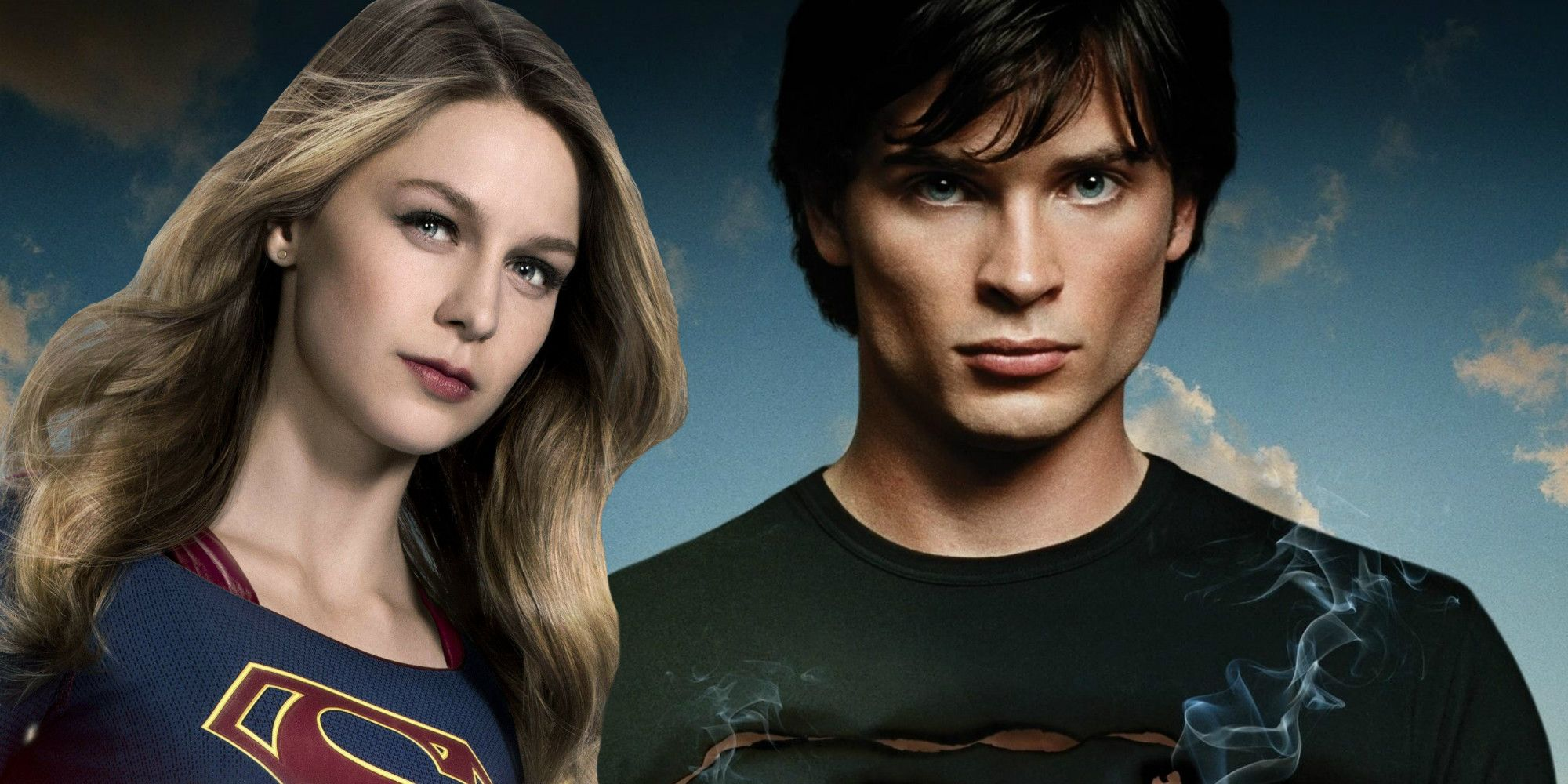 Supergirl Just Dropped a MAJOR Smallville Reference   Screen