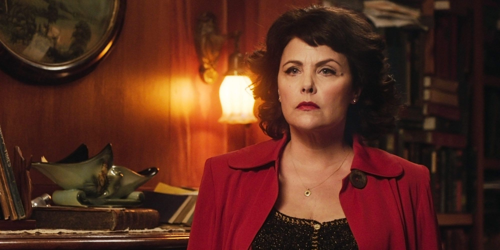 Twin Peaks Book Reveals More Of Audrey S Story Screen Rant