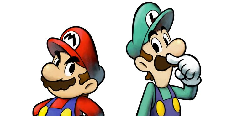 New Mario Luigi Trademark Filed By Nintendo Post