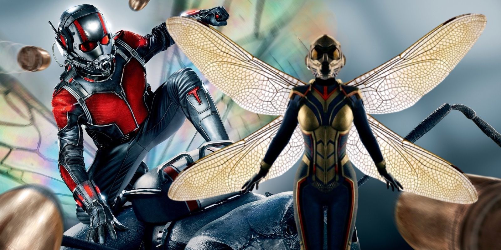 Ant Man And The Wasp Sky
