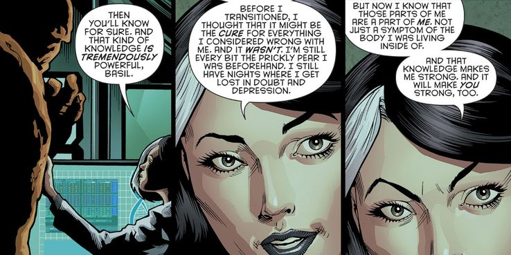 Batman Comics Are Fighting For Transgender Awareness | ScreenRant