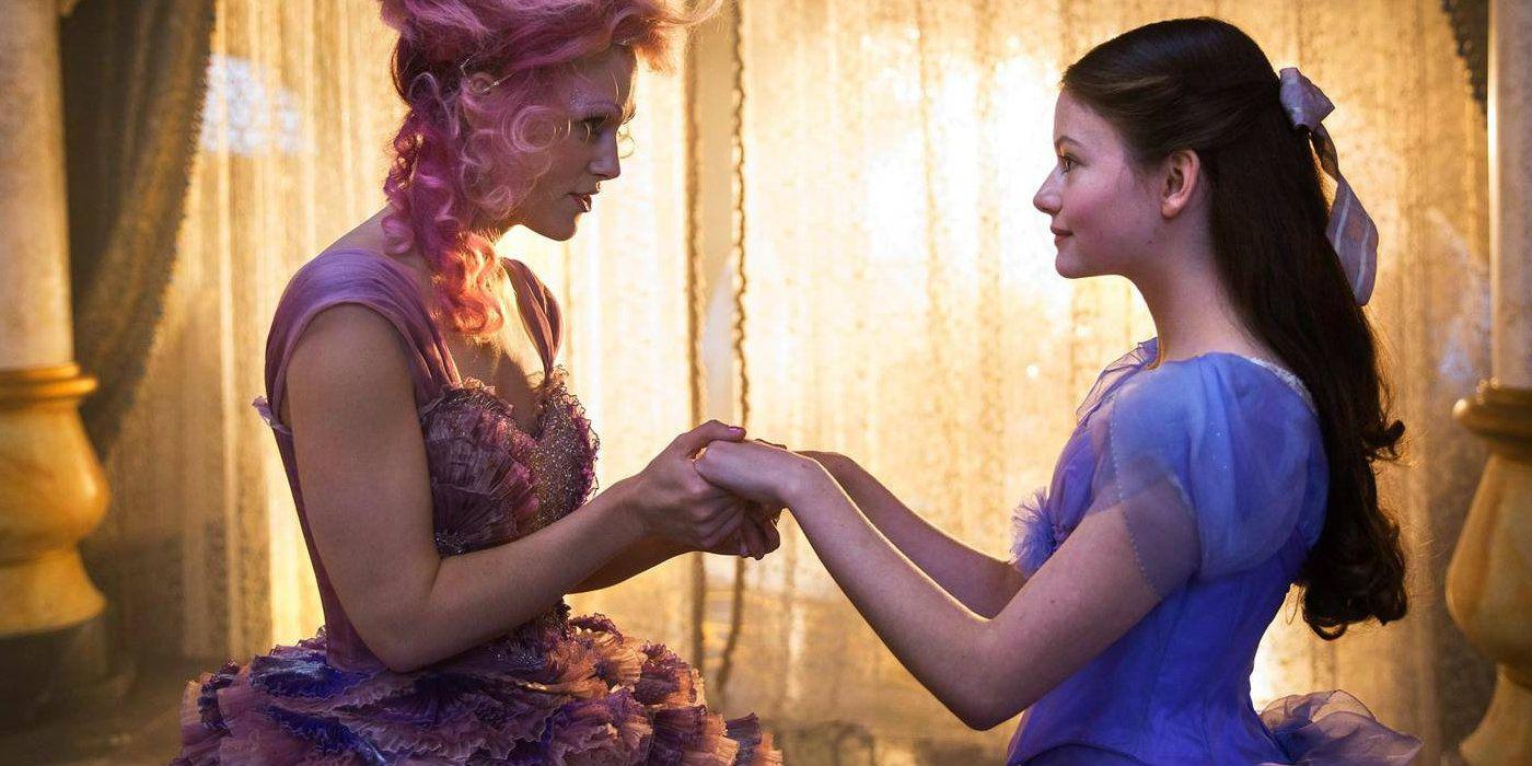 First Image of Keira Knightley in Disney's Nutcracker