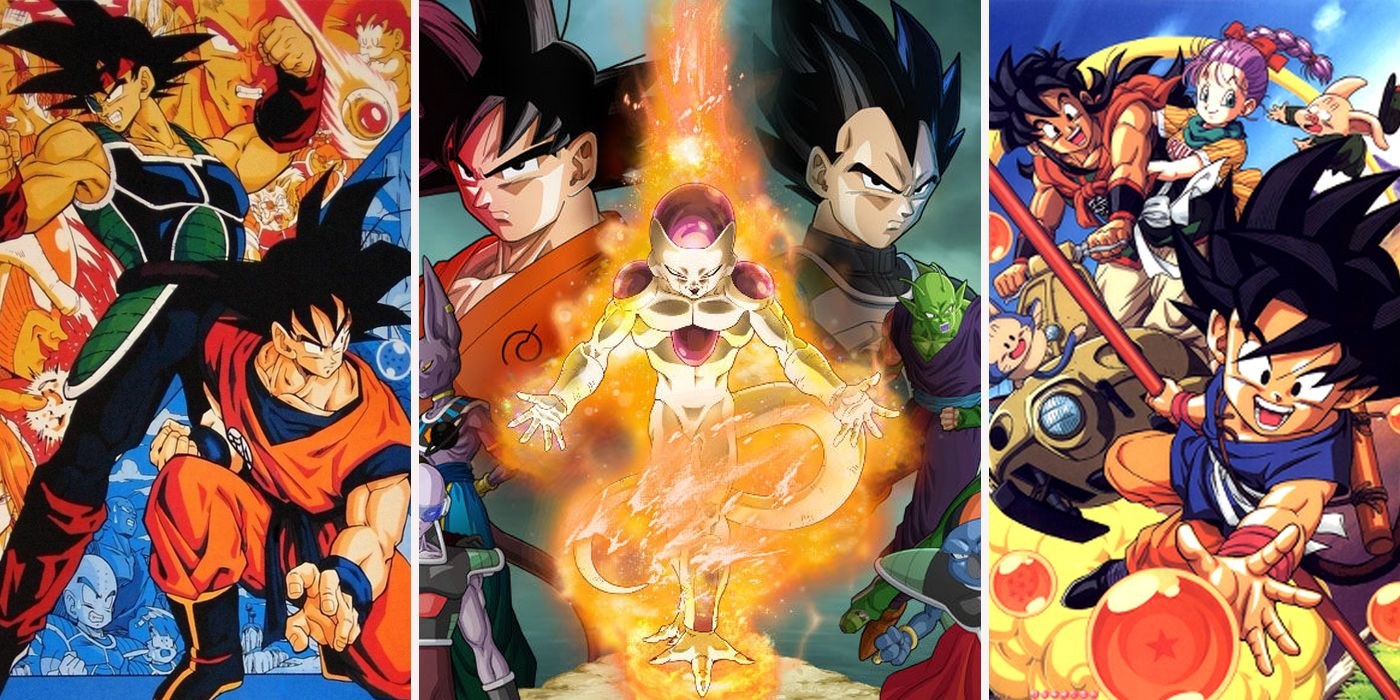 Dragon Ball Best And Worst Movies Ranked Screenrant