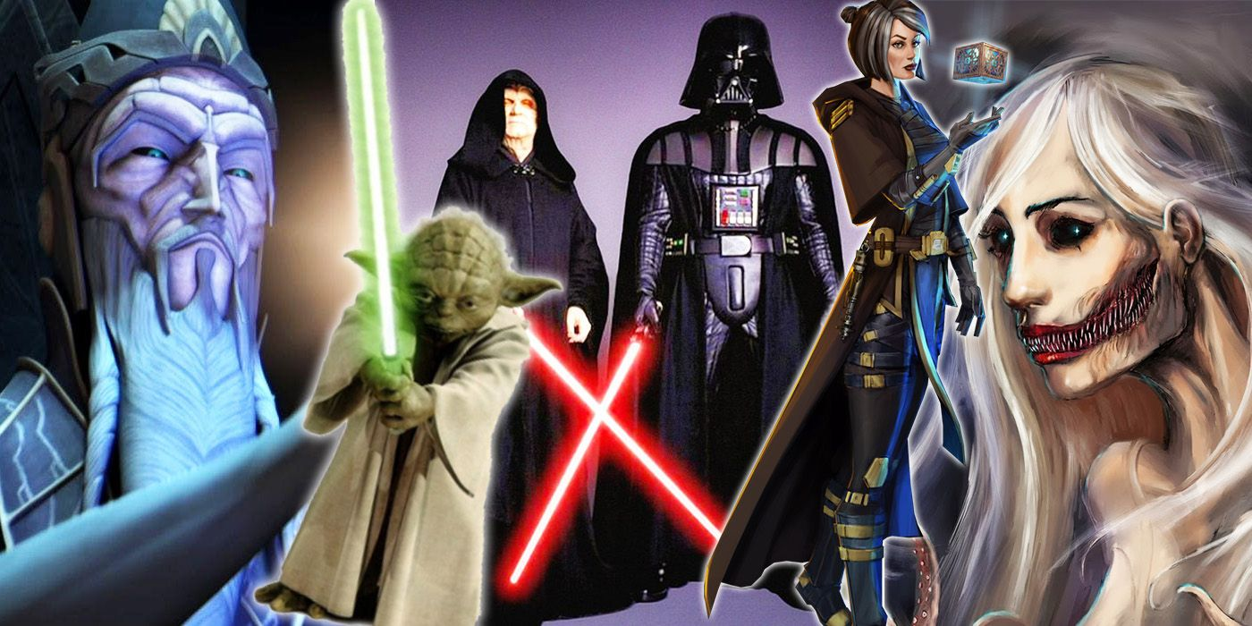 Star Wars Most Powerful Beings In The Galaxy, Ranked | ScreenRant