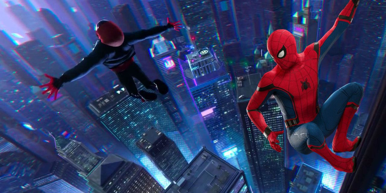 Image result for SPIDER-MAN: INTO THE SPIDER-VERSE
