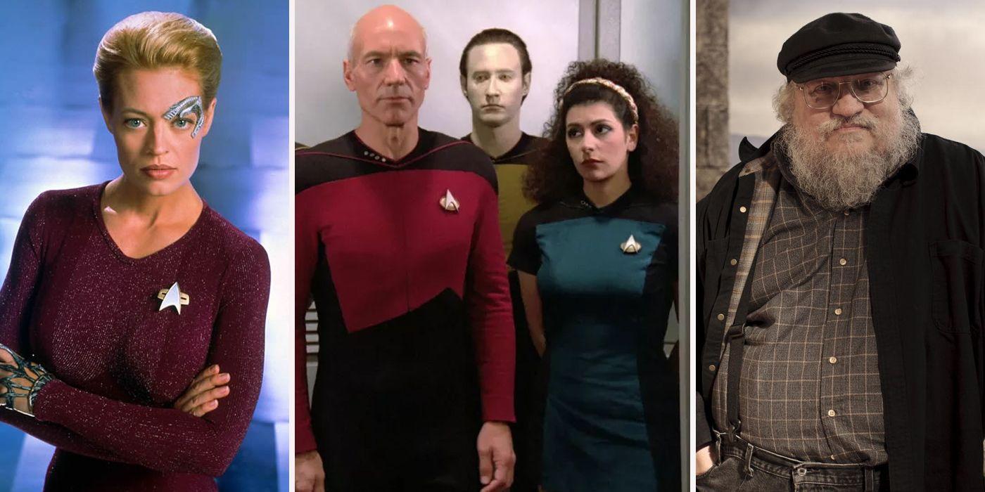 Star Trek The Next Generation Spielsucht