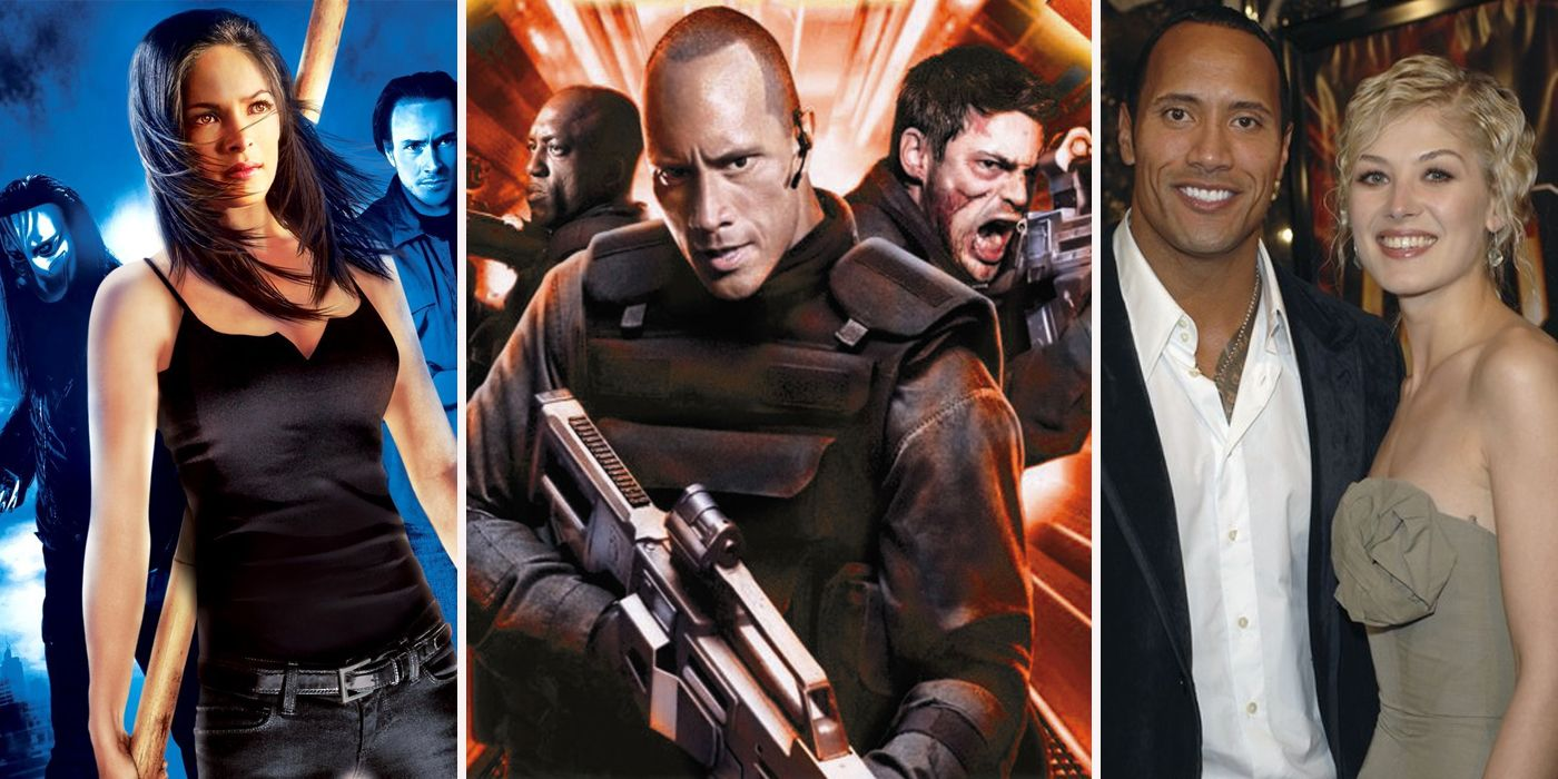 Things You Never Knew About The Rock's Disastrous Doom Movie