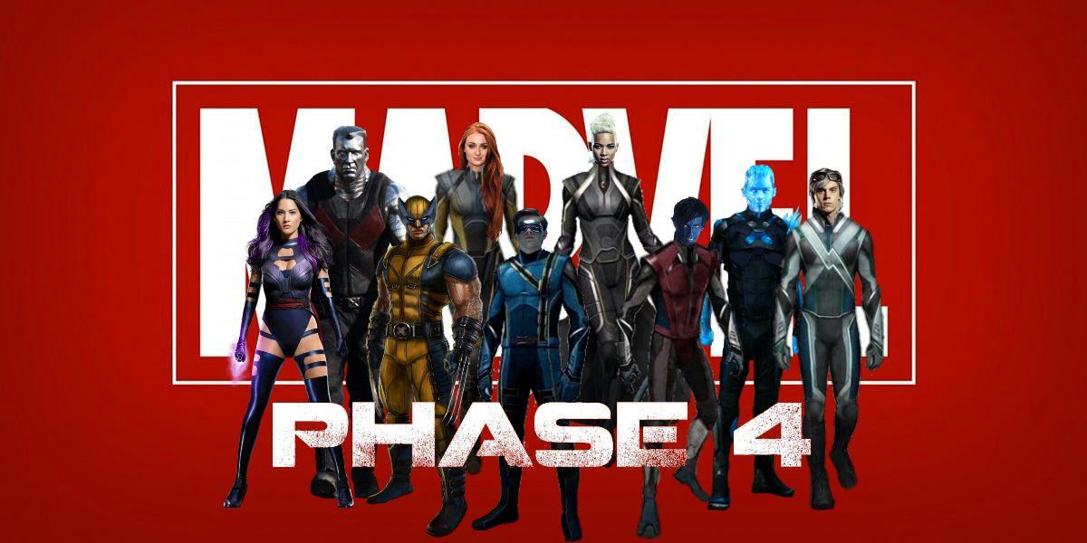 X-Men To Soon Enter MCU