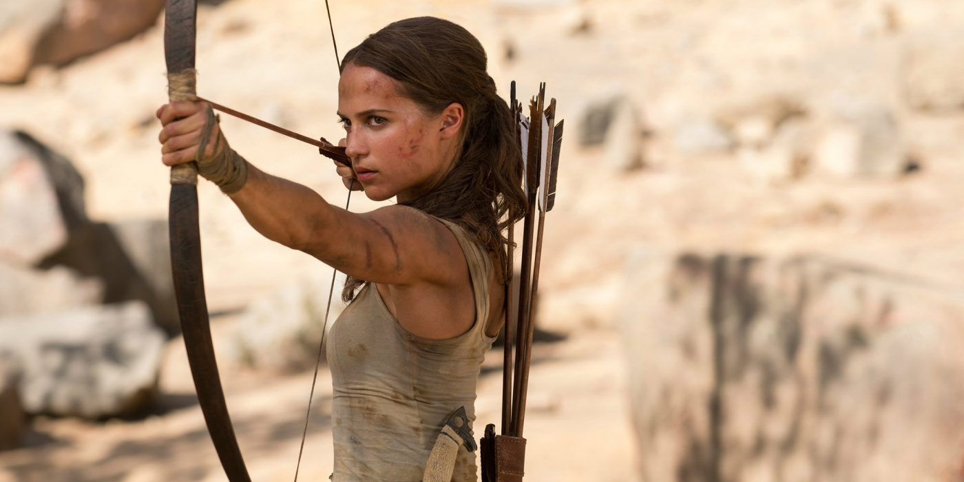 Tomb Raider Movie Reboot Sequel Gets a Director & Release Date