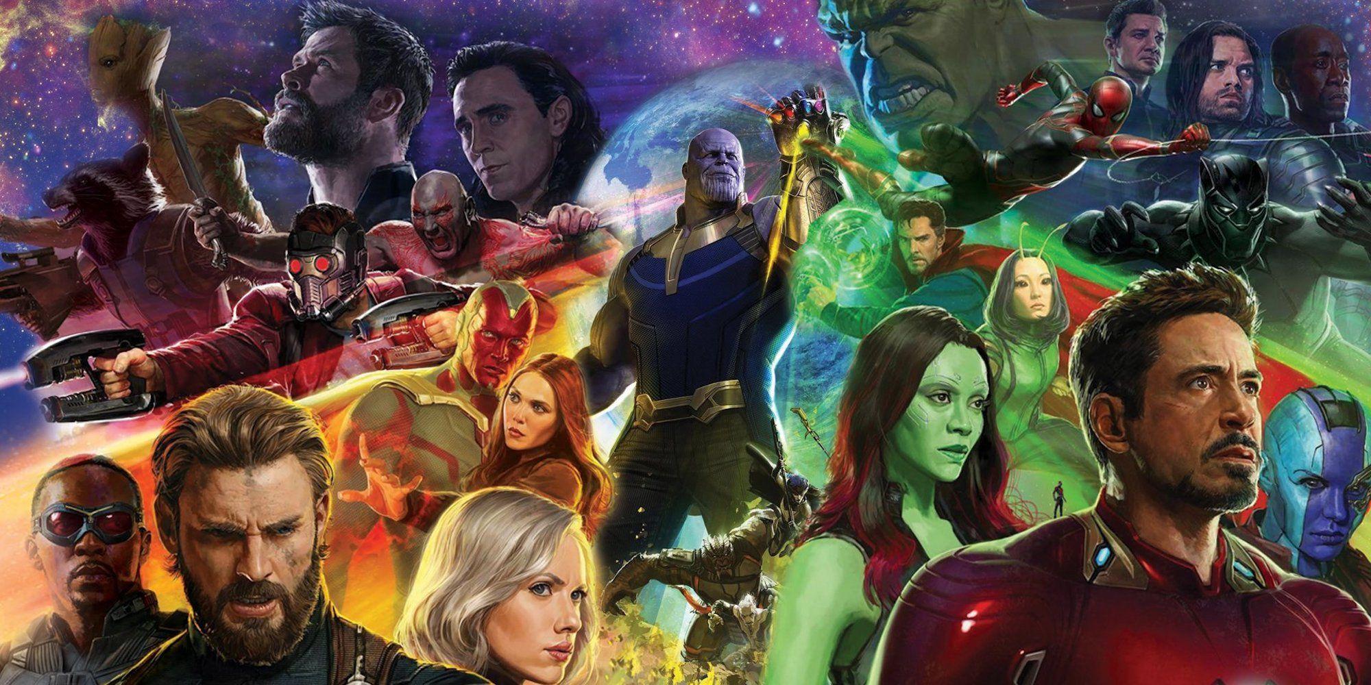 Avengers Infinity War Lego Set Bring Guardians Avengers Together