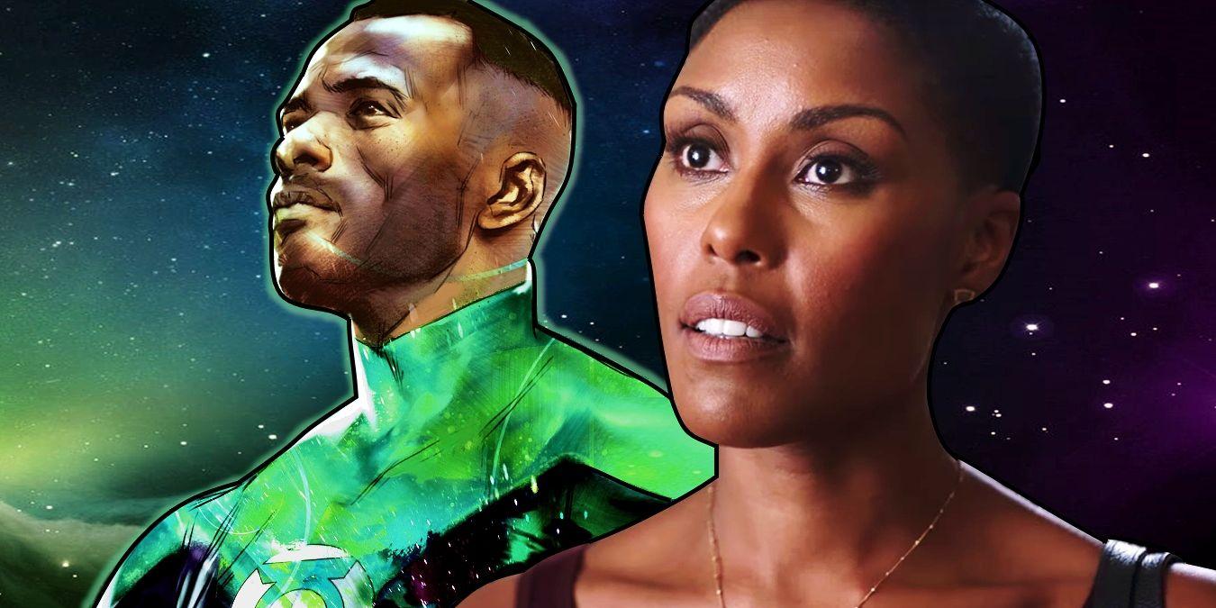 Green Lantern Ring Black Lightning Just I...