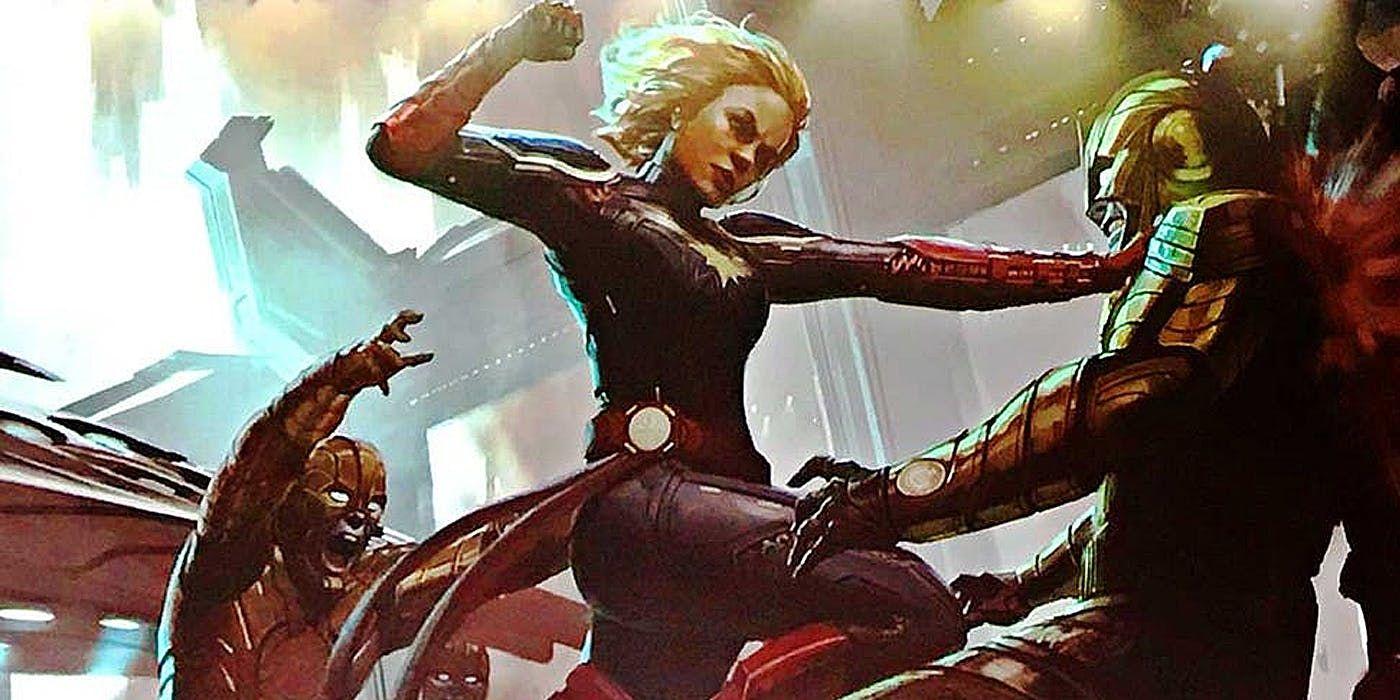 captain marvel quantum realm