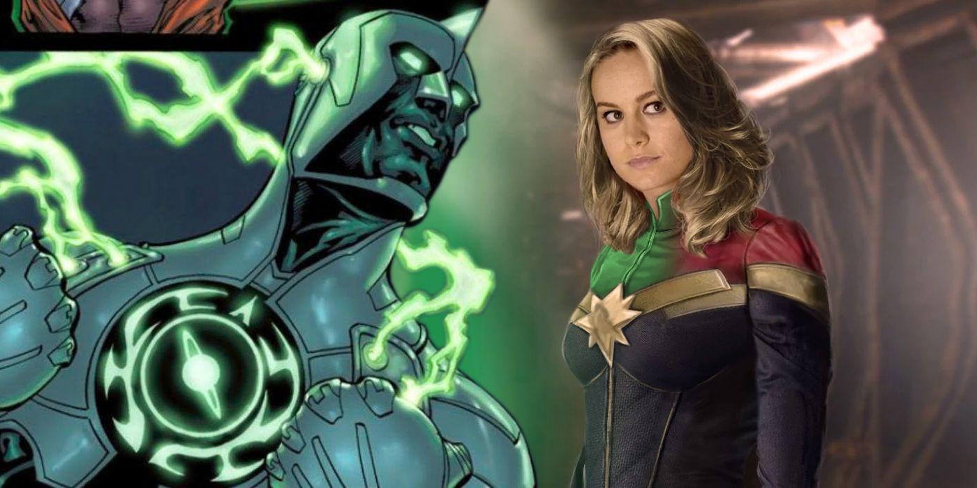 Captain Marvel Plot Spoilers Revealed By Set Photos | Screen