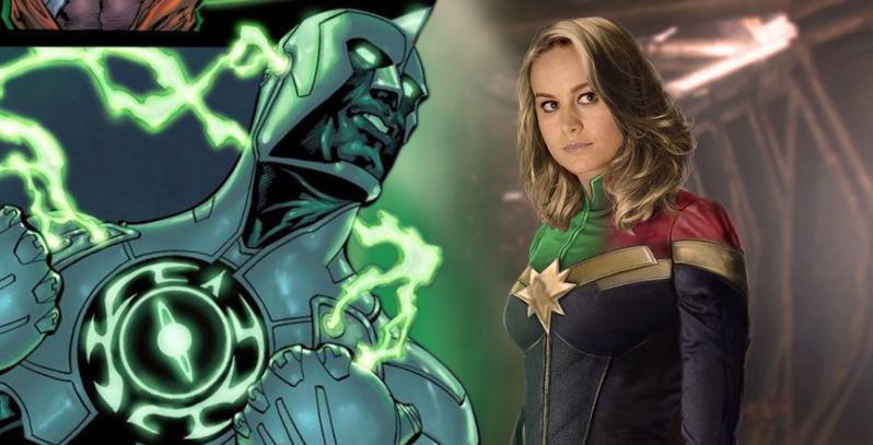 Captain Marvel Plot Spoilers Revealed By Set Photos | ScreenRant