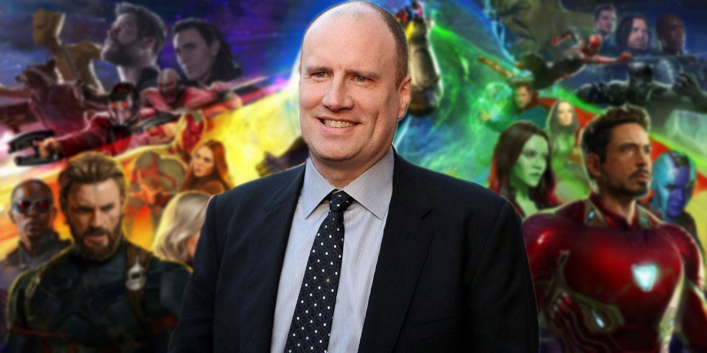 Marvel's Kevin Feige to Receive First-Ever Creative Visionary Award