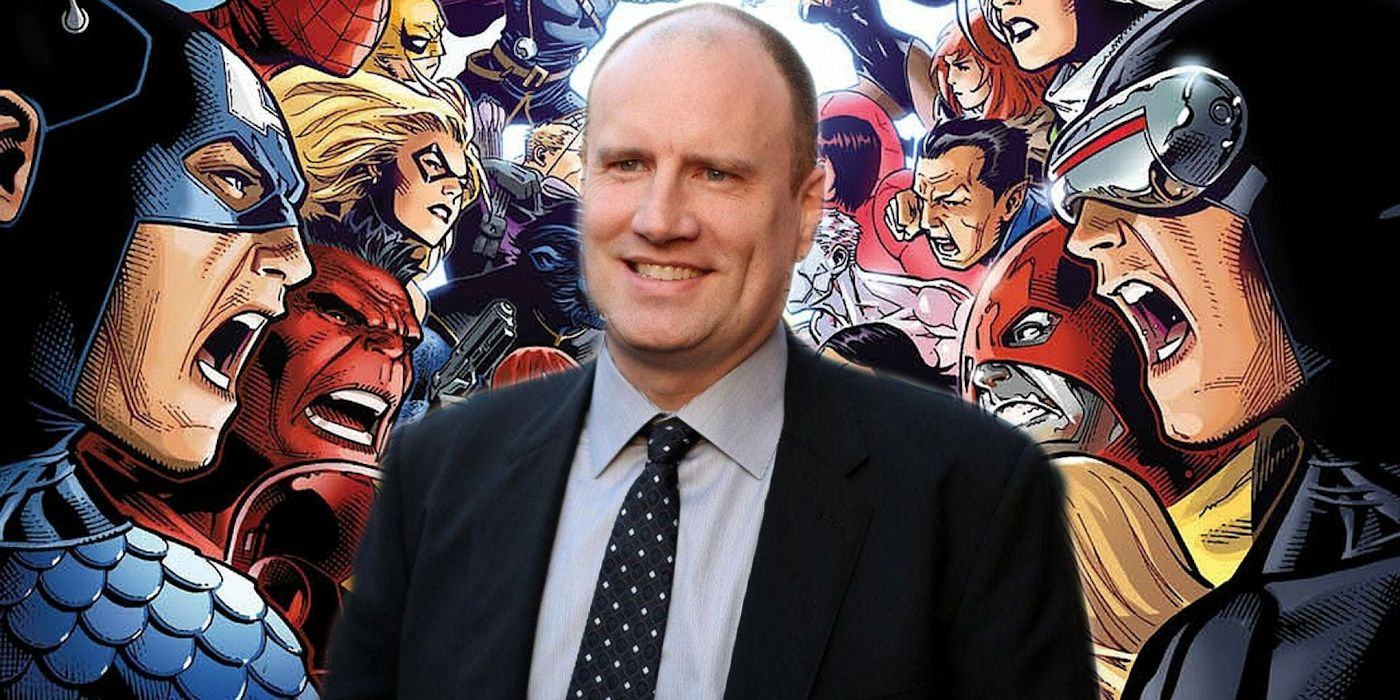 Image result for kevin feige x-men