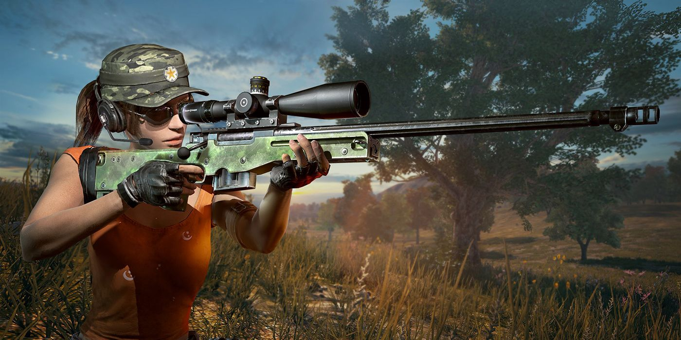 Pubg Sniper Wallpaper Engine: PlayerUnknown's Battlegrounds Testing New Map & Scopes