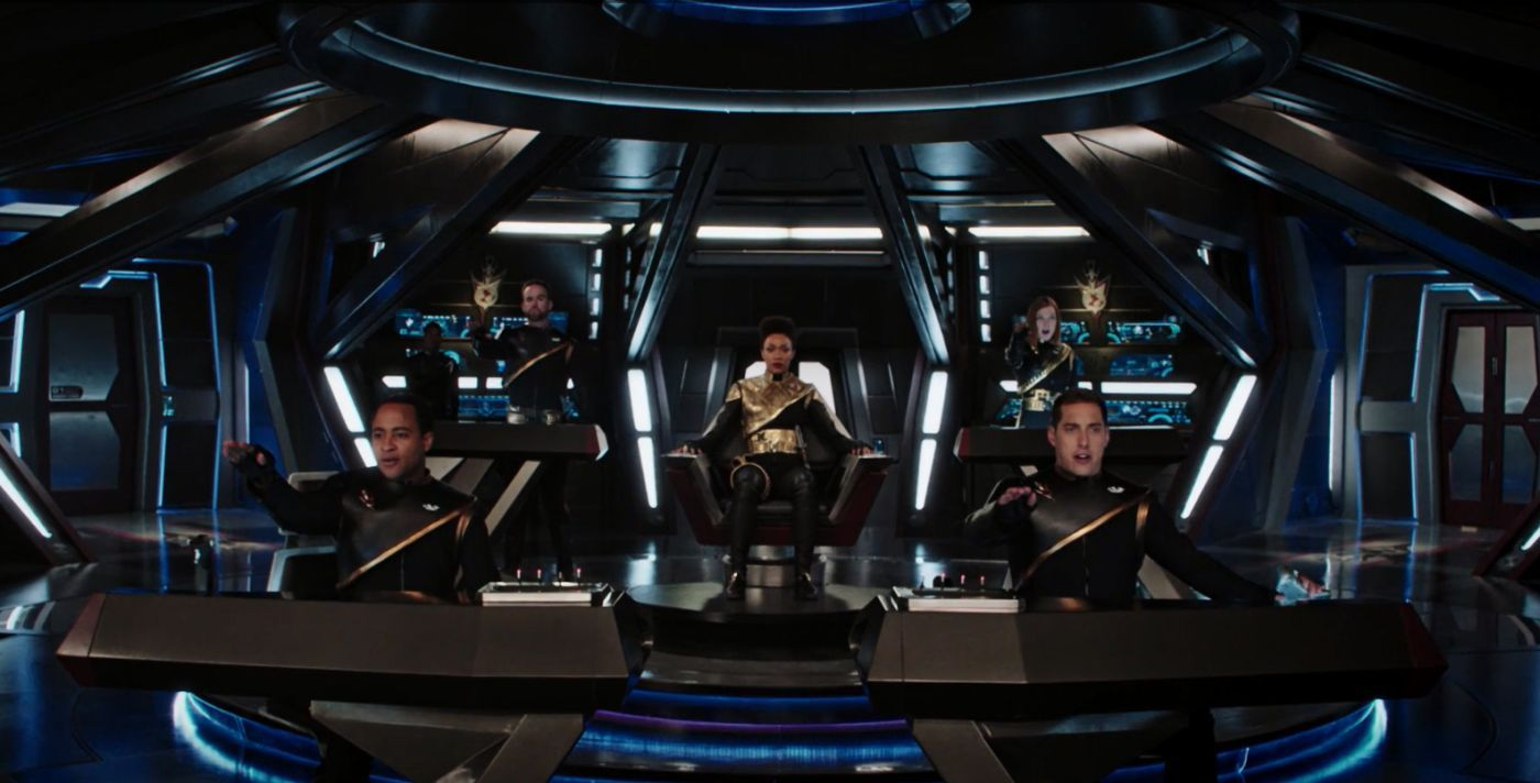 Who Is Star Trek Discovery's Mirror Universe Emperor?
