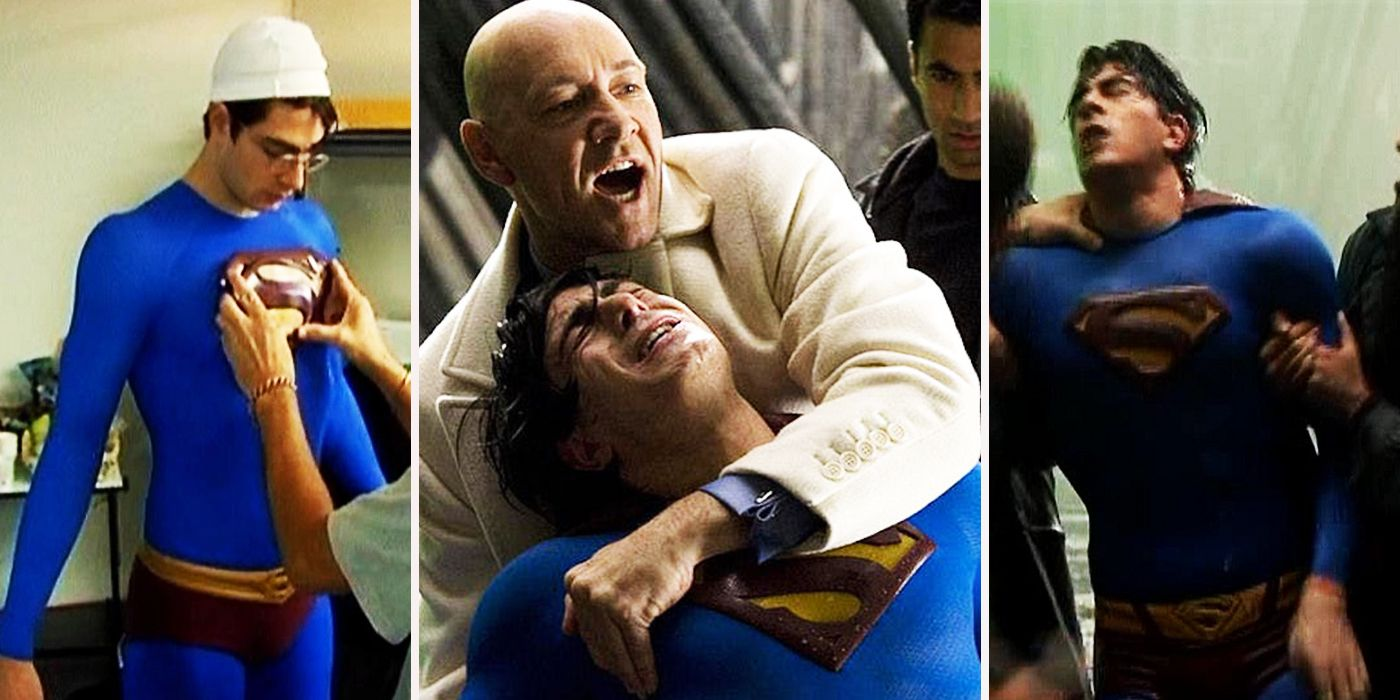 Things You Didn't Know About Superman Returns | ScreenRant