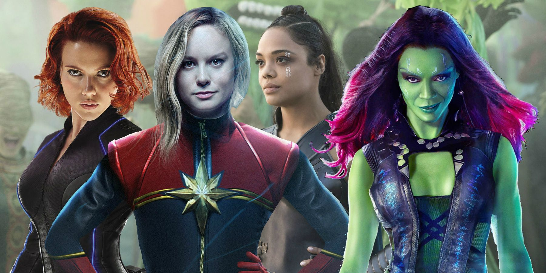 Tessa Thompson: Marvel...