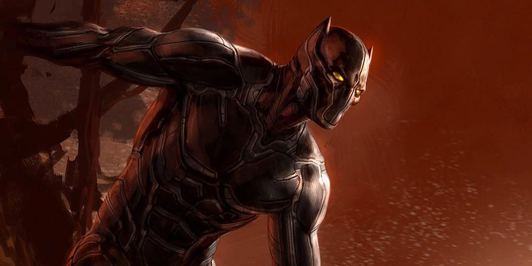 Black Panther Every Reveal From The Art Book Screen Rant