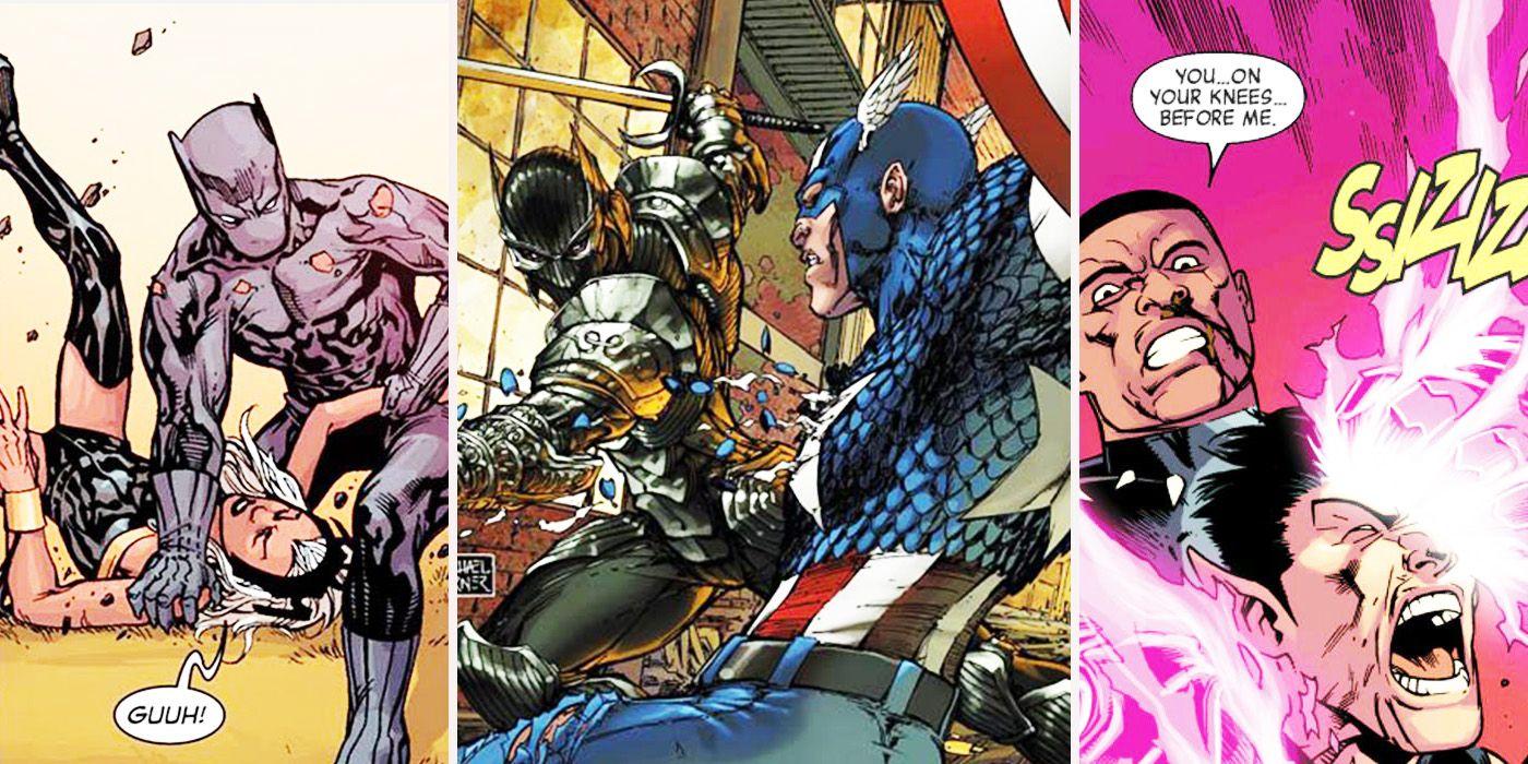 Superheroes Black Panther Has Beaten | ScreenRant