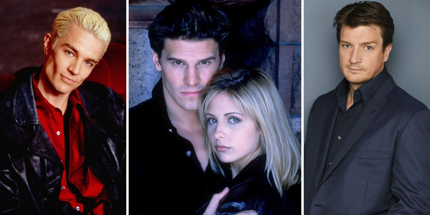 buffy the vampire slayer: things you didn't know about angel