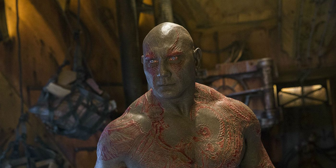 Image result for Drax Solo Movie
