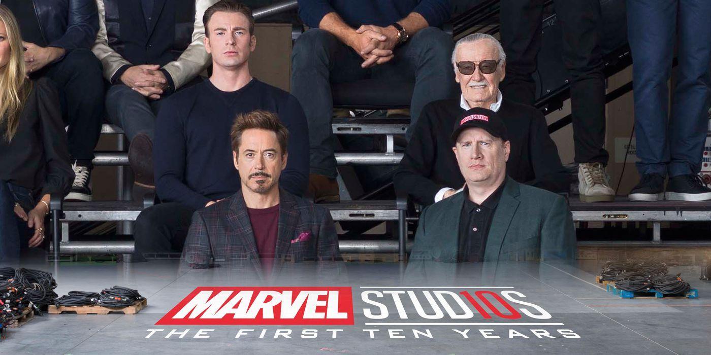 Kevin Feige Sheds Light on Marvel Studios' Casting Process