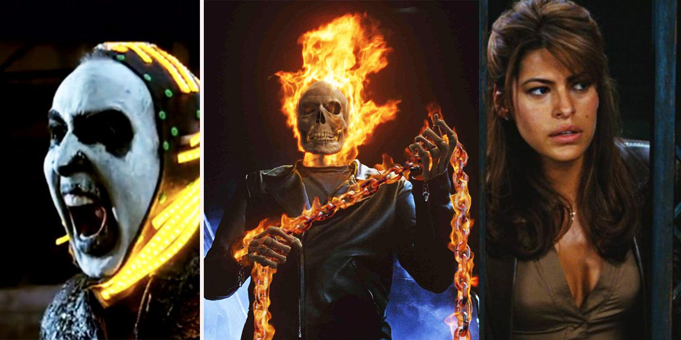 15 Things You Didn't Know About The Ghost Rider Movies