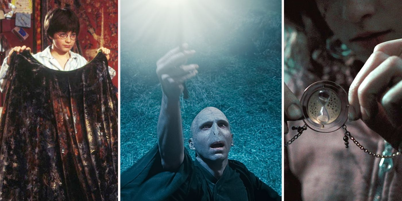 Harry potter the most powerful magical artifacts ranked for Most powerful wand in harry potter