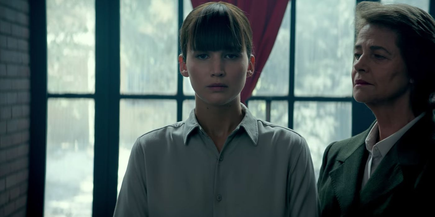 Who's In The Cast of Red Sparrow?