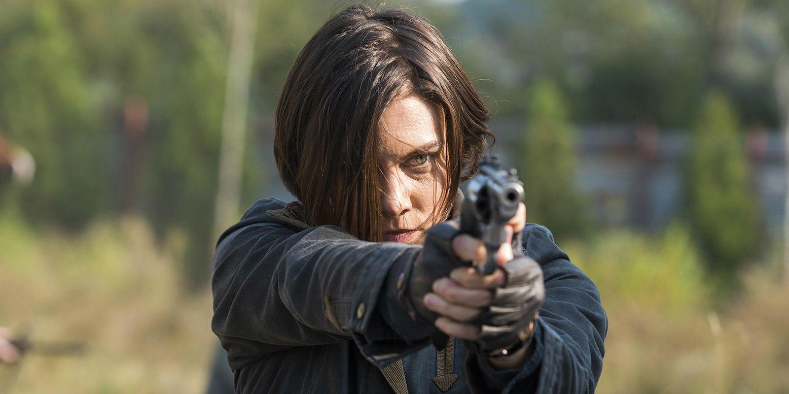Walking Dead: Lauren Cohan Is Coming Back For The Walking Dead Season 9