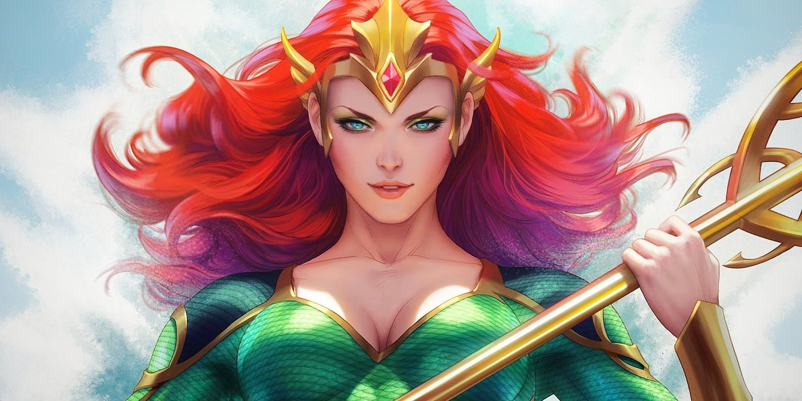 Mera: The 10 Coolest Facts From DC Comics Canon