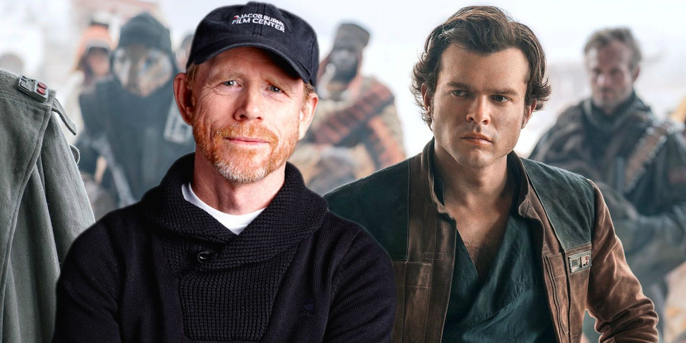 Solo: Ron Howard Comments on Underwhelming Box Office