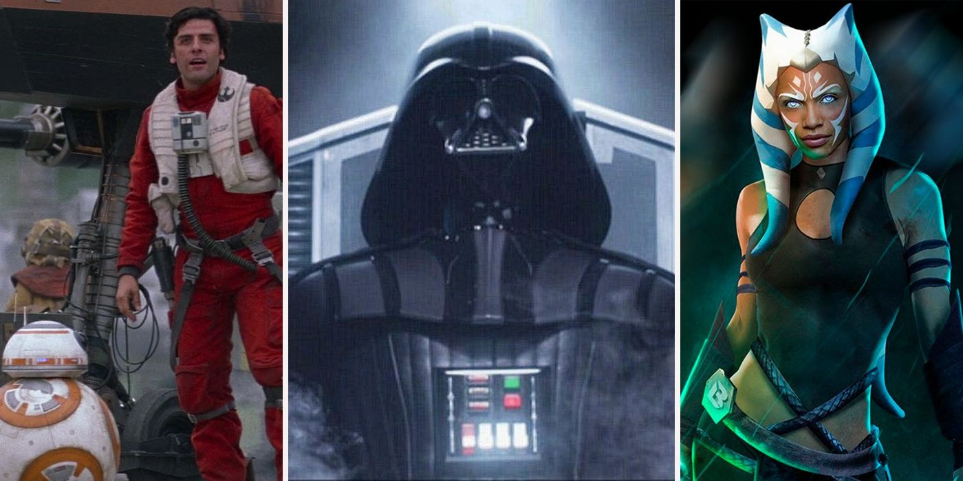15 Mind-Blowing Things About Star Wars Characters That Aren't In The Movies