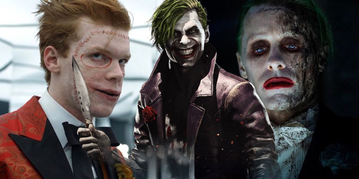Three Live Action Jokers In 2019 Screenrant