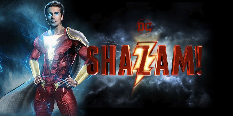Resultado de imagem para Shazam 2019