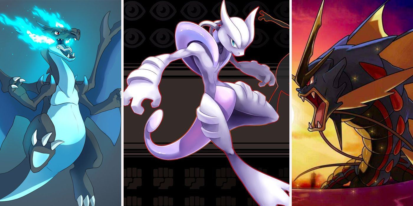 Pok mon 8 strongest and 8 weakest mega evolutions screenrant - Pokemon tortank mega evolution ...