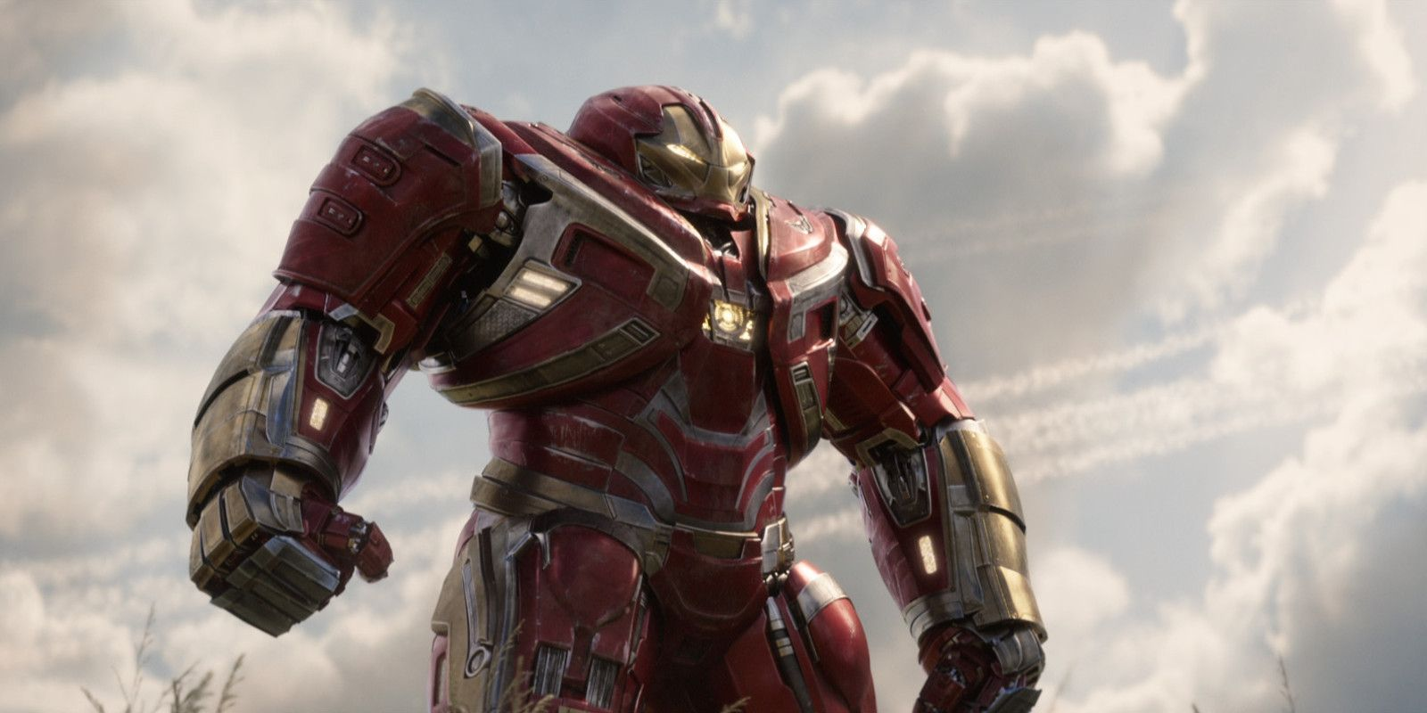Avengers Endgame International Poster Reveals Hulkbuster Armor Returns