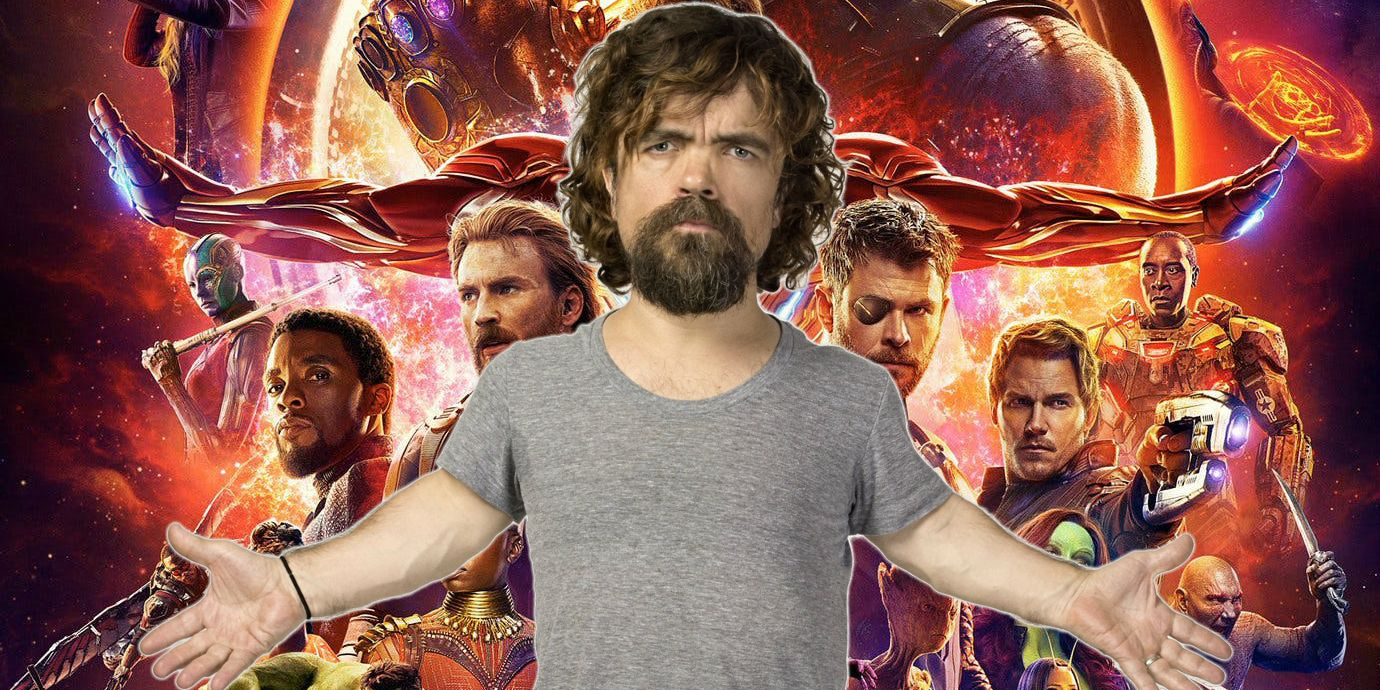 fans will recognize peter dinklage in avengers: infinity war
