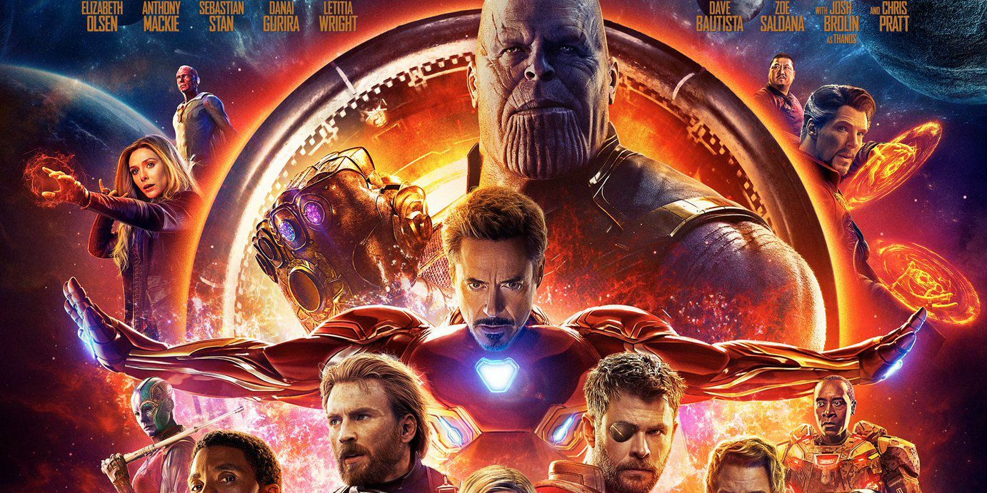 Avengers: Infinity War Poster Pits The MCU Vs. Thanos